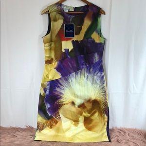 Oscar de la Renta Dresses - Oscar De La Renta Sleeveless Printed Dress